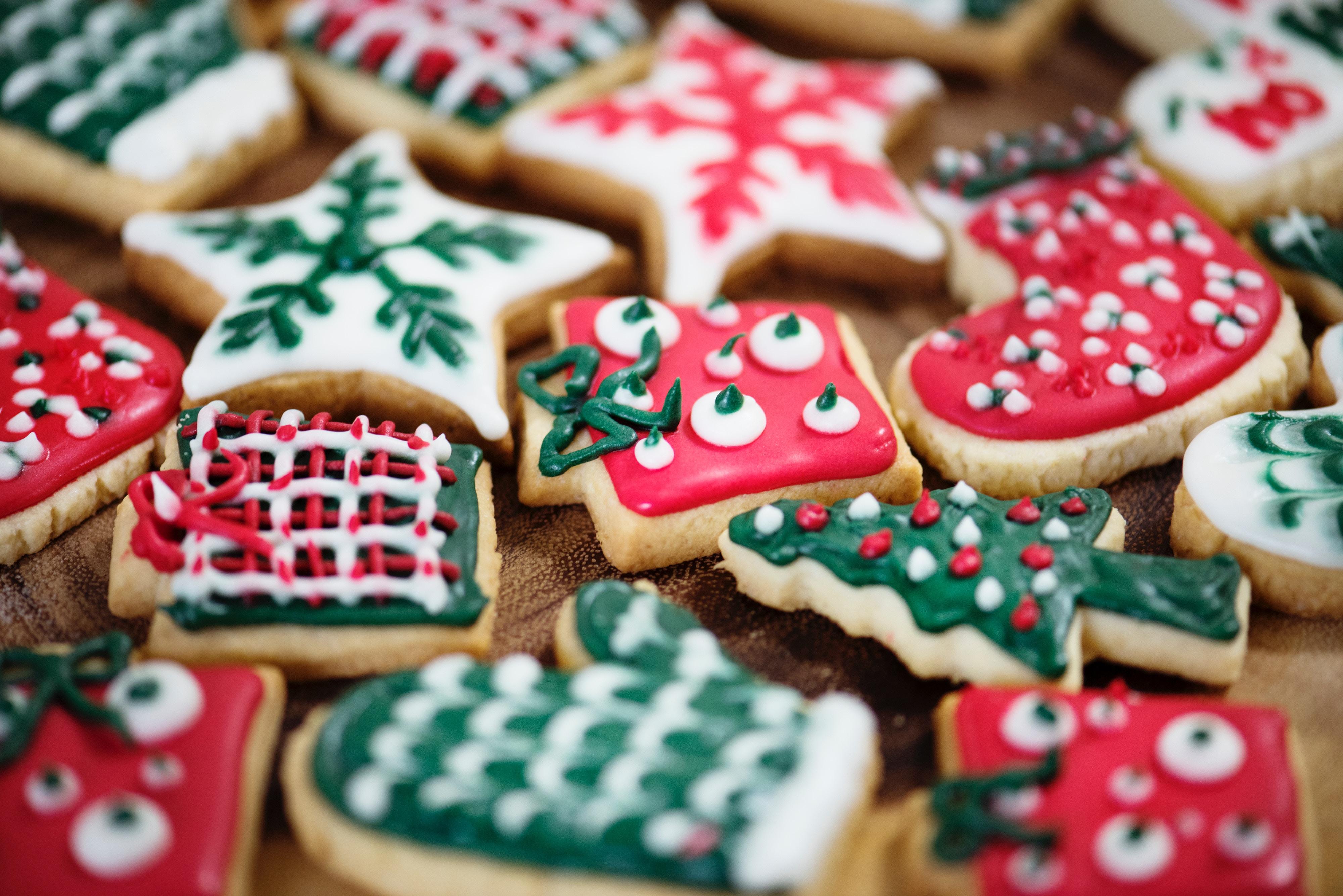 Veganes Weihnachten – 5 leckere Plätzchenrezepte für die Weihnachtszeit