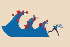 Angst vor zweiter Corona Welle